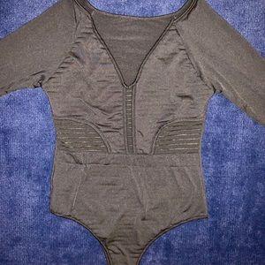 Other - Never Worn Black Bodysuit